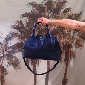 Blue Kate Spade Satchel Bag